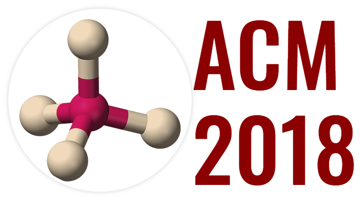 Atmospheric Chemical Mechanisms Conference 2018